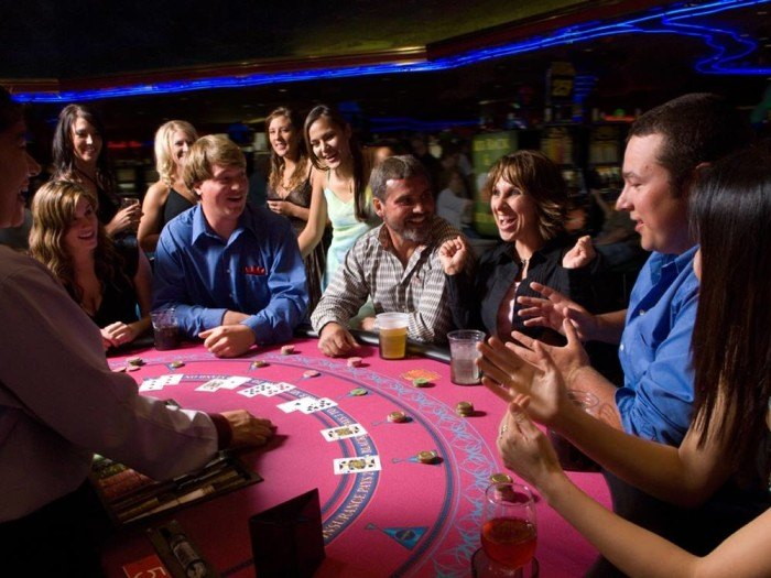 casinos - Crazy laws in South Dakota