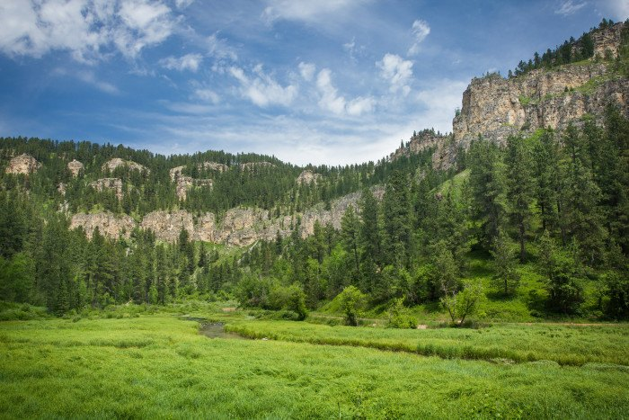 Spearfish Canyon - Jaw Dropping Views SD