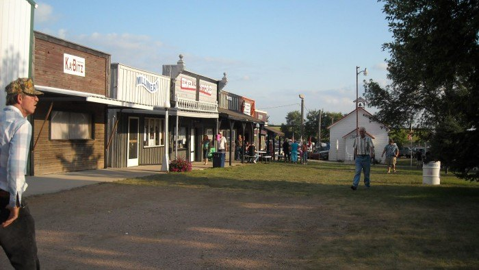 Parker Charming Small Towns SD