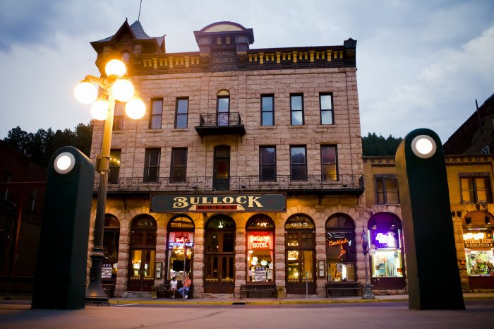 The unsolved mystery of Hotel Bullock - Unsolved mysteries in south dakota
