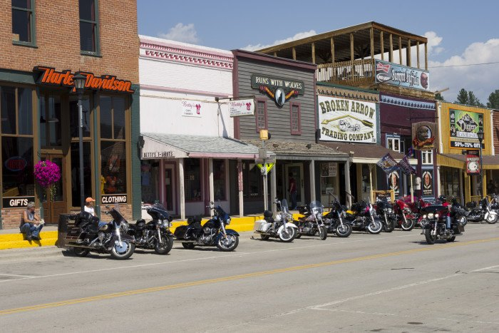 Hill City Charming Small Towns SD