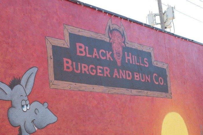 The Hot Granny, Black Hills Burger & Bun Co.