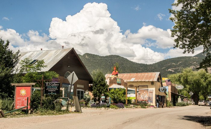 Photos of 10 Charming Small Towns in New Mexico
