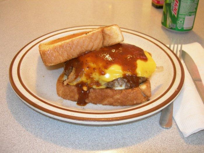Bob's Cafe Best Burgers SD