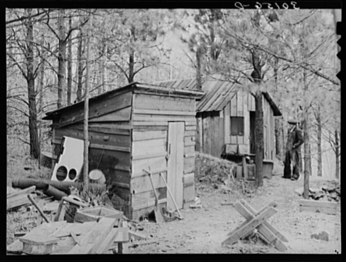 gold prospector - - life in south dakota