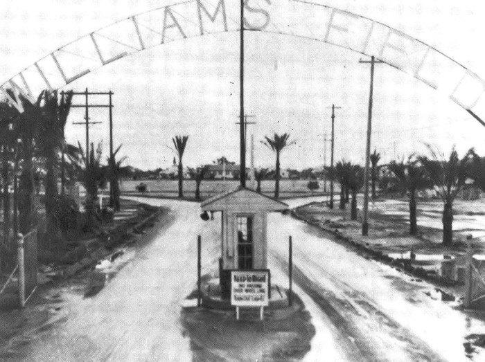 12 Photos Of Arizona During World War II