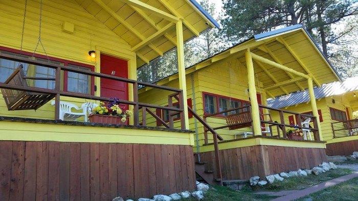 Shady Rest Motel Custer SD