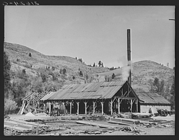 Idaho History: 1930's