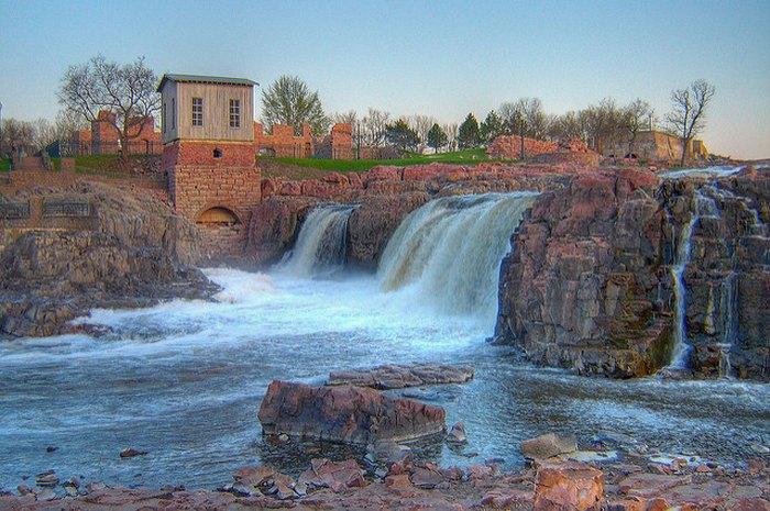 Sioux Falls, Falls Park