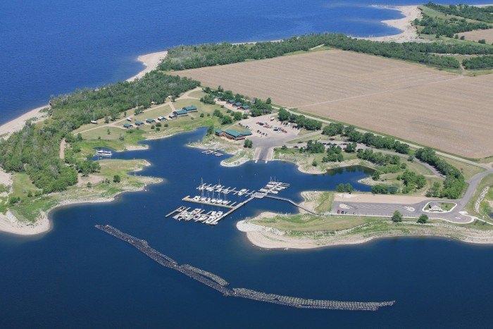 Spring Creek Resort and Deep Water Marina