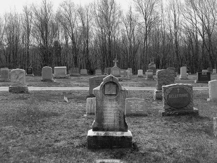 Scotty Phillip Cemetery