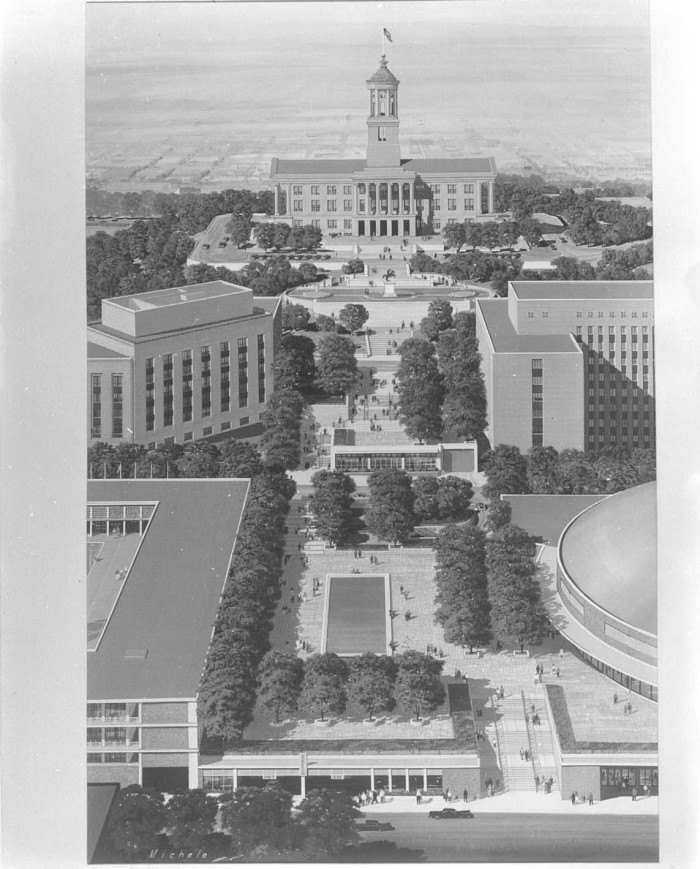Nashville Architects: 15 Retro Photos Of Tennessee In The 1960s