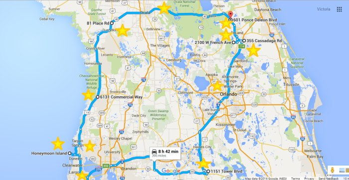 The Ultimate Central Florida Road Trip Is Right Here – And You'll on