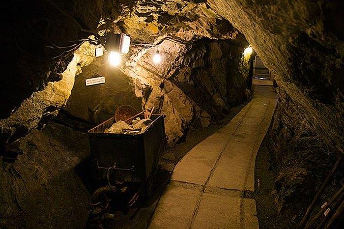Sierra Silver Mine, Wallace