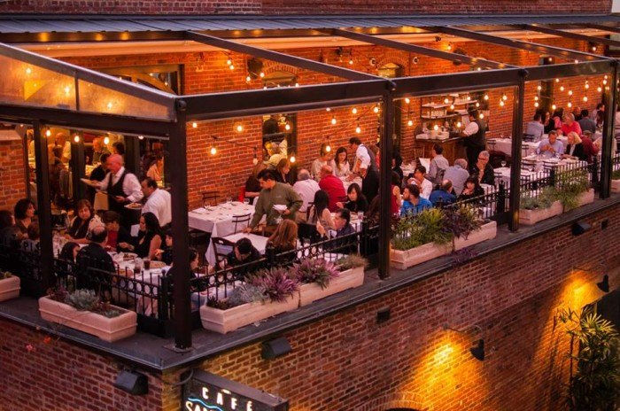 10 Restaurants With Incredible Rooftop Dining In Southern