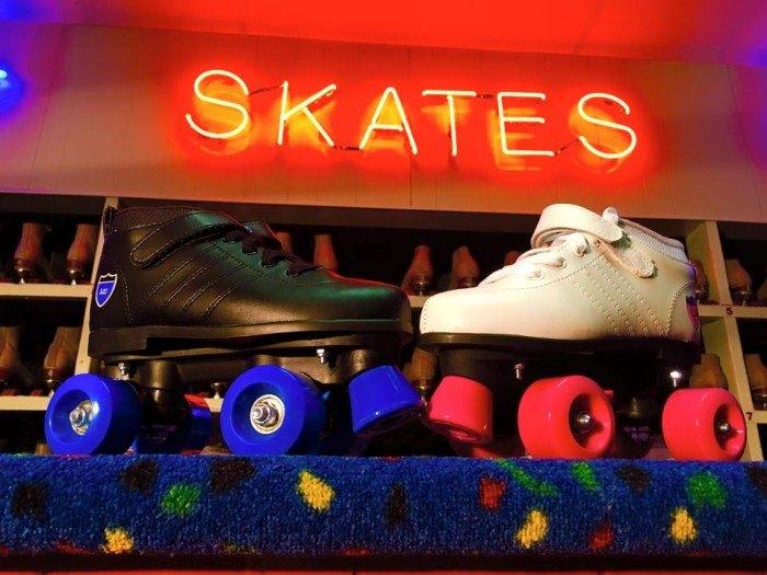 Carousel Skate