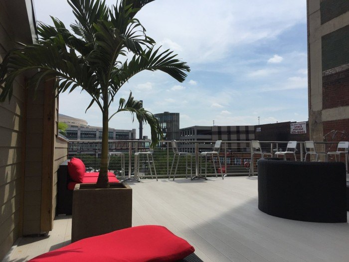 8 Restaurants With Rooftop Dining In Ohio