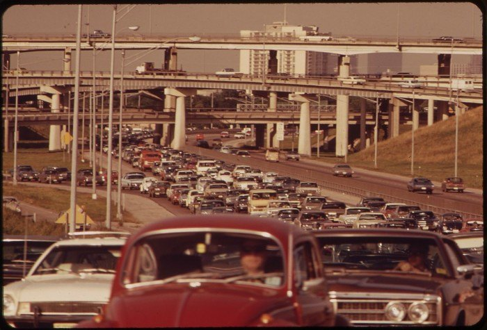 9 Photos Of Cities In Texas From The 1970s
