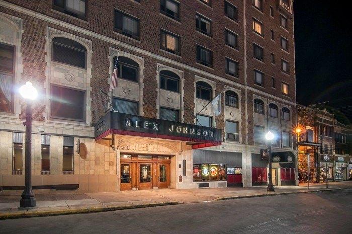 The Hotel Alex Johnson