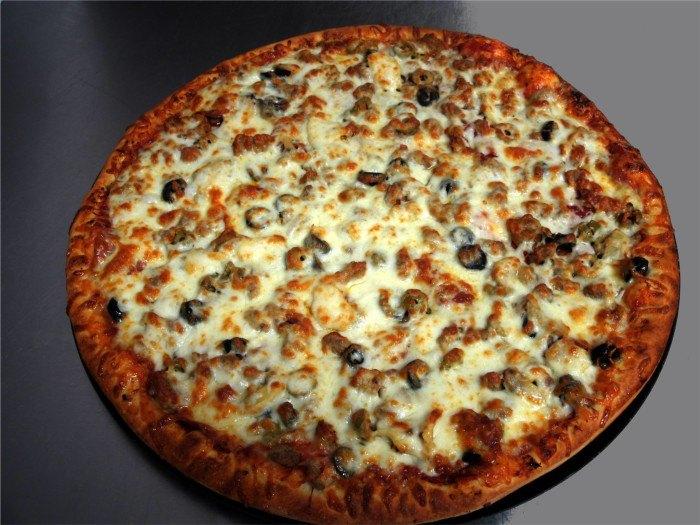 Thatzza Pizza