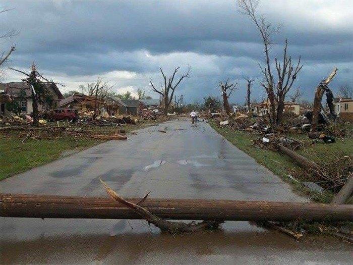 Delmont Tornado