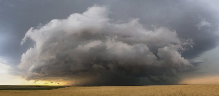 supercell forming