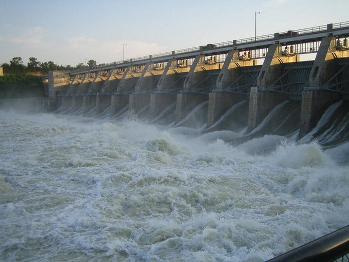 Gavin's Point Dam