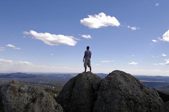 hiking sd
