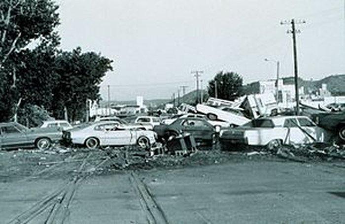 Black Hills flood of 1972