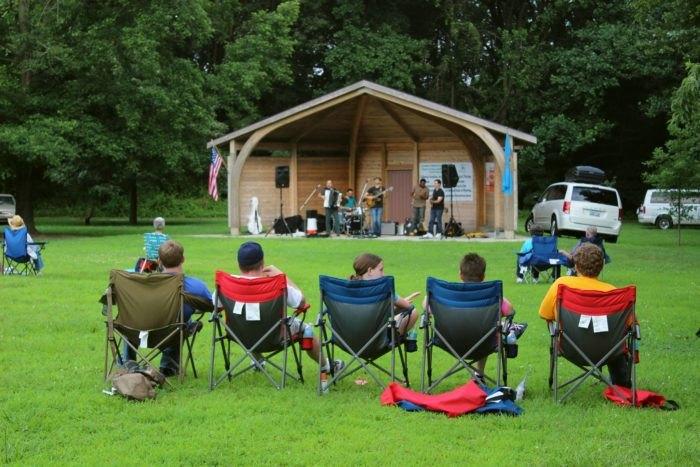Killens Pond State Park Concert