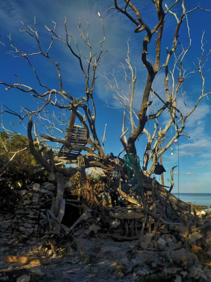 This Abandoned Nude Beach In Florida Is Still Fascinating