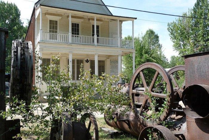 Idaho City history