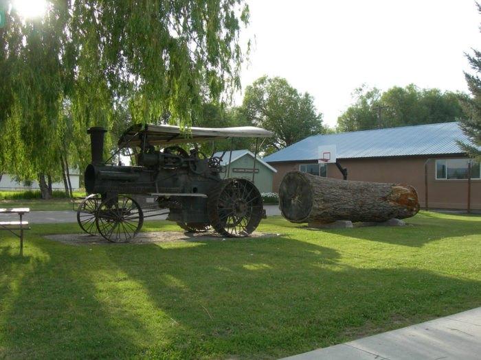 Fairfield Idaho history