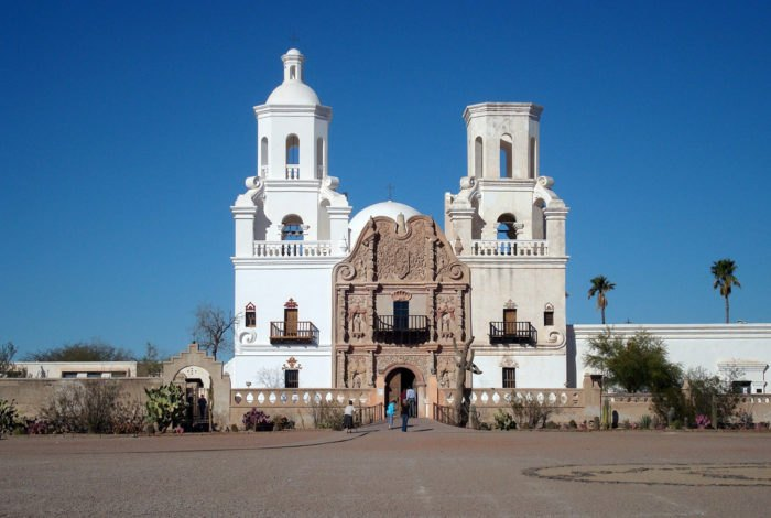 Map Of Arizona Historical Sites.13 Historical Landmarks In Arizona