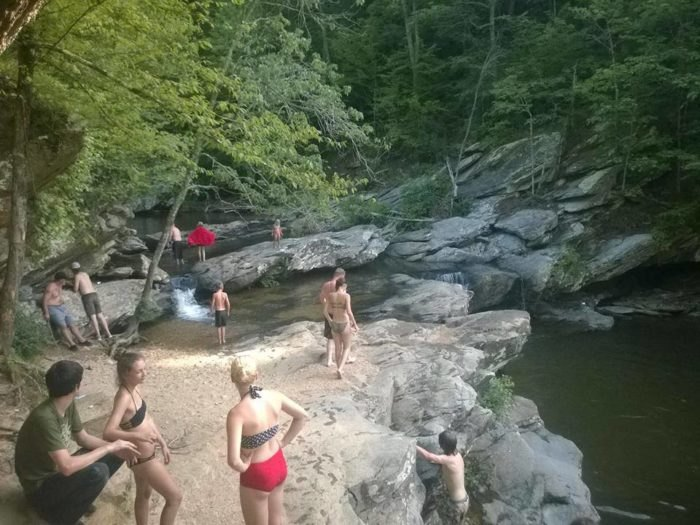 9 Best Swimming Holes In Alabama To Visit This Summer