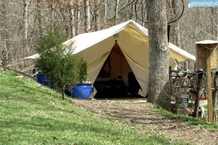 8 Luxury Glampgrounds In North Carolina