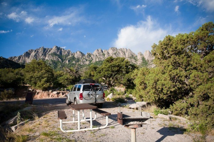15 of The Best Camping Spots In New Mexico