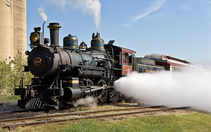 5 Of The Most Fun Train Rides In Texas