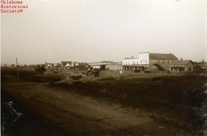 The 15 Oldest Towns In Oklahoma History