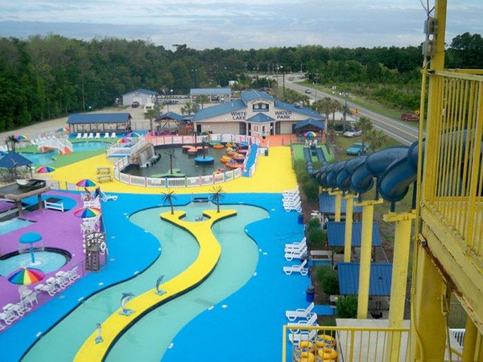 10 Awesome North Carolina Waterparks
