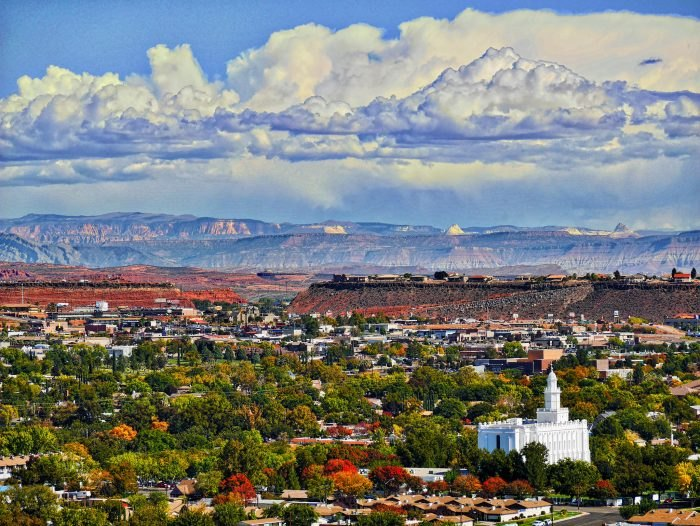 St  George Is The Best City To Retire In Utah