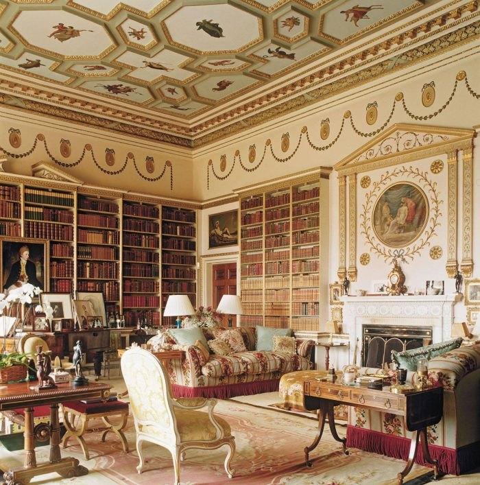 Interior Winterthur Delaware