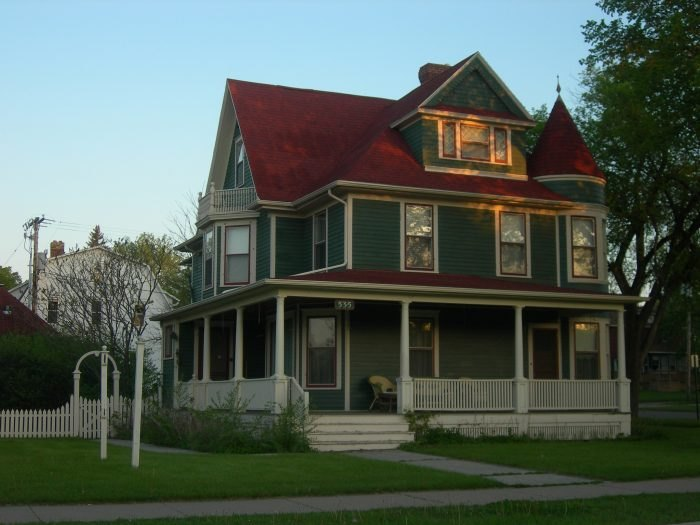 7 Unique Unusual Houses In North Dakota