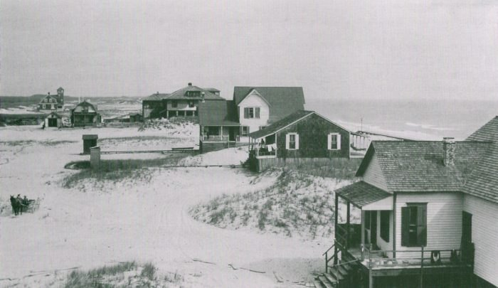 Bethany Beach homes 1920