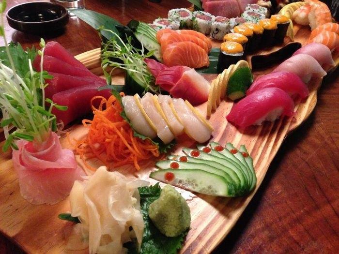 Cultured Pearl Sushi
