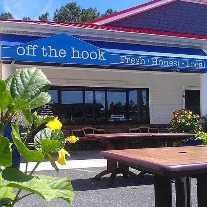 Off the Hook Restaurant