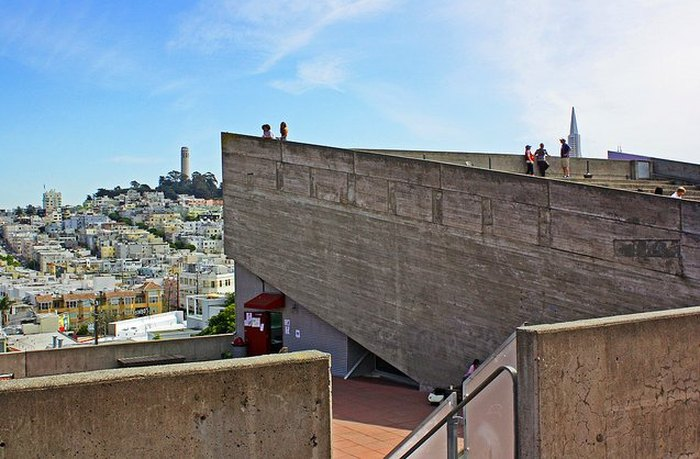 13 Most Haunted Places In San Francisco