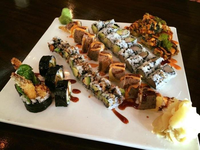 Le Shio Sushi
