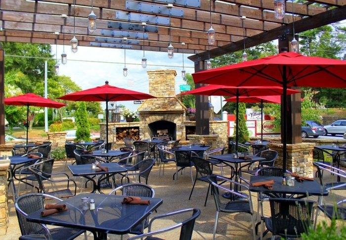 Enjoyable Outdoor Dining Restaurants In Georgia Download Free Architecture Designs Fluibritishbridgeorg