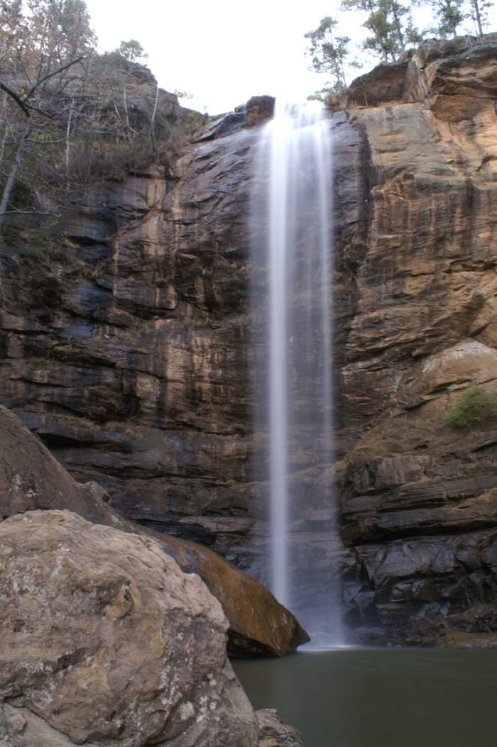 Top 9 Waterfalls In Georgia That Require No Hiking